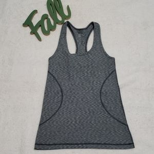 ZELLA gray workout tank top